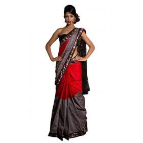 Traditional Rajshahi Silk Sharee