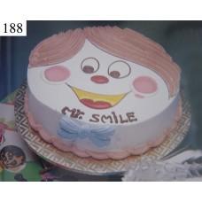Shumi's Smile Cake