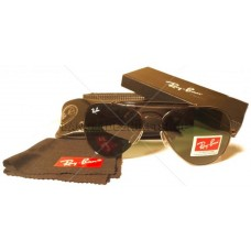 Deep Green Shade Ray Ban Sunglass
