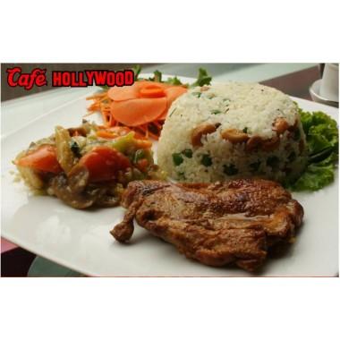 Dubai Meal