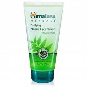 Himalaya Purifying Neem Face Wash-Bangladesh