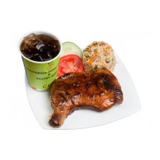 CFC Bar-B-Q Chicken(Spice)- 2 set