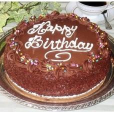 Shumi's Chocolate Cake