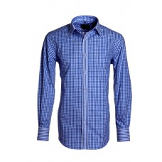 Check shirt from cats eye for valentine
