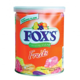 Fox's Frouits Candy