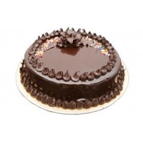 Chocolate Fudge Delight Cake(1Kg)