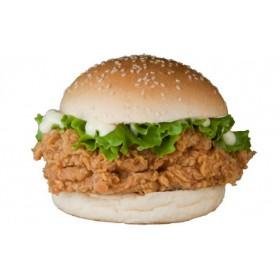 CFC Crispy Chicken Burger