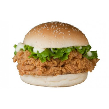 CFC Crispy Chicken Burger