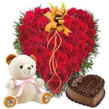 Lover's Gift Hamper