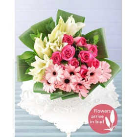 Bouquet for anniversary-gift to Bangladesh