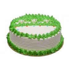 Premium vanilla cake  (1 kg)