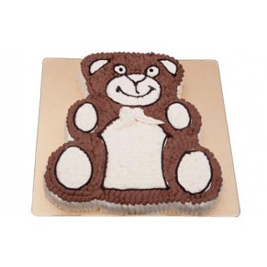 Vanilla teddy bear cake from CFC (2 kg)