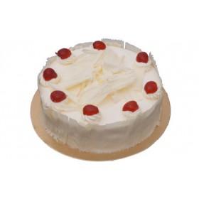 Vanilla white Forest Cake(1Kg)