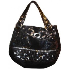 Stylish Black Handbag
