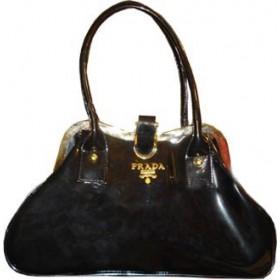 Black Fashionable Handbag