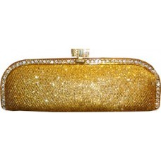 Golden Party Handbag