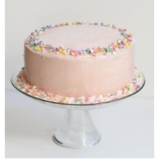Vanilla Special Cake for love one in Bangladesh