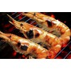 Grilled King prawn gift to Bangladesh