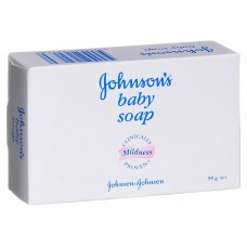 Johnson's Baby Soap 4 pcs