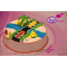 Formula 1 Kings cake gift to Bangladesh