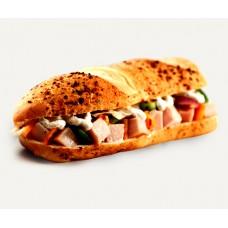 Smoked Chicken Sandwich 12 inch