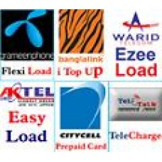 All Mobilephone Prepaid Recharge