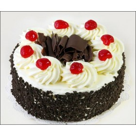 Black Forest cake gift to bangladesh