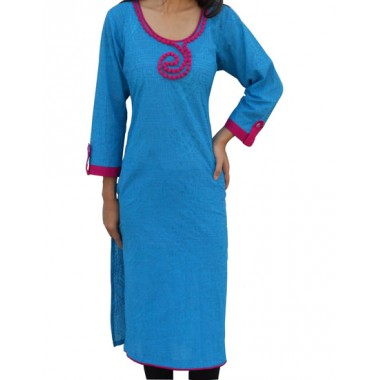 One pcs Cotton Kamiz churider suit