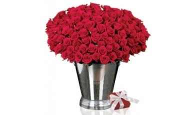 Send red roses to Bangladesh