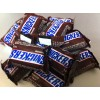 10 Snicker's Chocolate