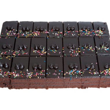 Chocolate Fudge Delight Pastry (10 pcs)