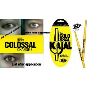 COLOSSAL KAJAL for beautiful valentine eyes