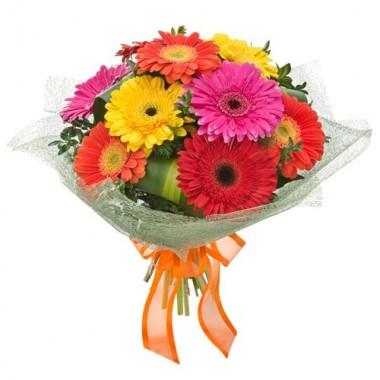 Gerbera flower gift fot valentine day 2014