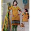 Joypuri cotton printed salwar kameez to Bangladesh