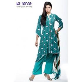 Salwar kameez from Le reve