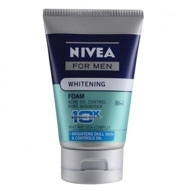 NIVEA Whitening Foam For Men