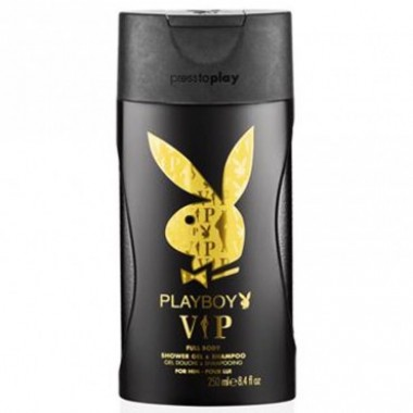 Playboy VIP Full Body Shower Gel gift