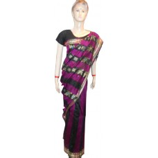 Tangail Tant Half Silk sharee