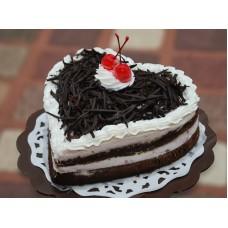 Shumi's valentine day cake bangladesh