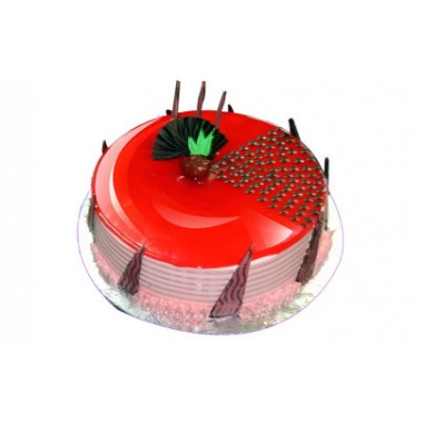 CFC Strawberry Cake (1 kg)