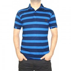 SA Polo Stripe (Blue) for men