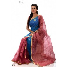 Tangail Half-Silk Saree Gift for loved one