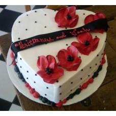 Valentine day Special Cake gift bangladesh
