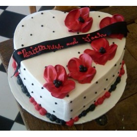 Valentine day Special Cake gift bangladesh