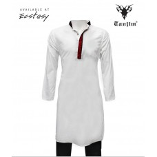 White panjabi for loved one in Bangladesh