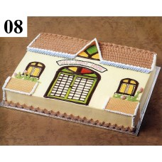 2 kg Customize Design Home Cake -Shumi's
