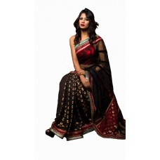 Pure katan Fabric Saree