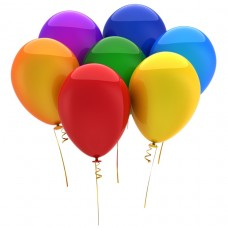 Colorful Baloon