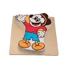 CFC Mickey Mouse Body Cake(1 kg)