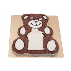 Vanilla teddy bear cake from CFC (2 kg)